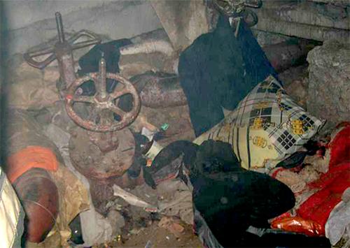 В Херсоне захватывают подземные тепломагистрали