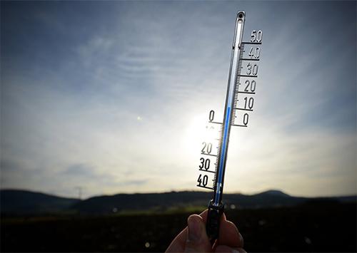 На Херсонщине установлен новый климатический рекорд