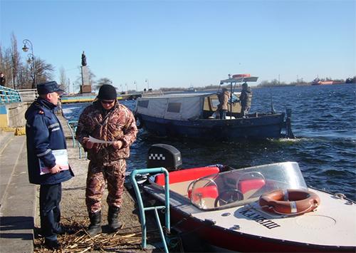 Рятувальники нагадують херсонцям правила безпеки на воді