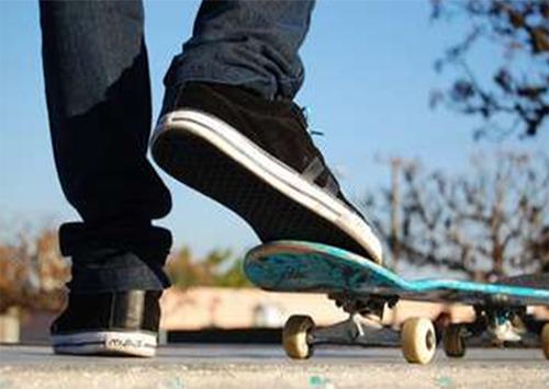В Геническе будут скейты вместо кино