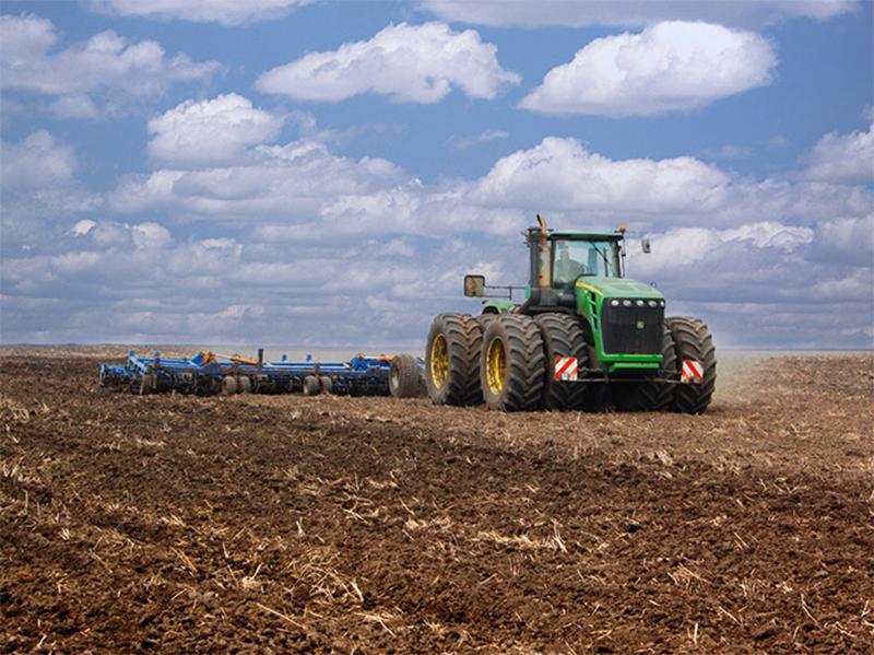 Весенние полевые работы на Херсонщине стартовали в феврале