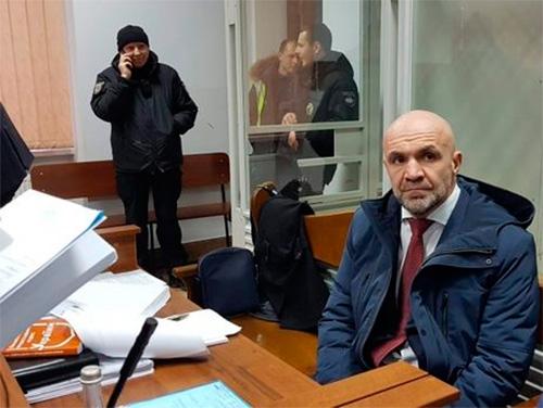 Председатель Херсонского облсовета арестован, но выйдет под залог