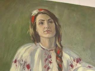 У Херсоні можна подивиться картини з жіночим характером