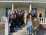В Олешках вшанували героїв Крут