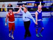 Херсонский боксёр стал финалистом турнира в Кривом Рогу