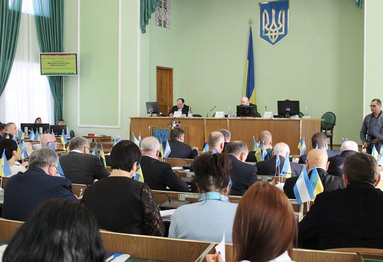 Владислав Мангер, засідання, сесія облради