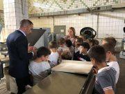 У Скадовському районі проводять зі школярами профорієнтаційну роботу