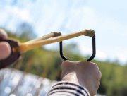 На Херсонщине подростка подстрелили из рогатки