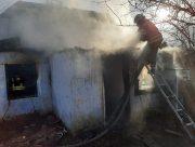 В Херсонской области женщина погибла при пожаре
