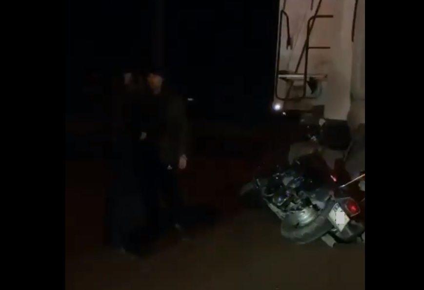 ДТП, авария, мотоцикл, фура