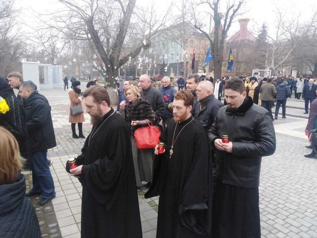 В Херсонской епархии почтили память невинно убиенных