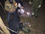 В Херсонской области СБУ обнаружила тайник с оружием