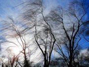 Херсонщину вновь накроет циклон
