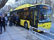Херсон нарешті отримає кредит на закупівлю 50 тролейбусів