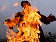 Попытка самосожжения на даче под Херсоном