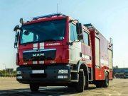 Нову пожежну техніку отримали херсонські рятувальники