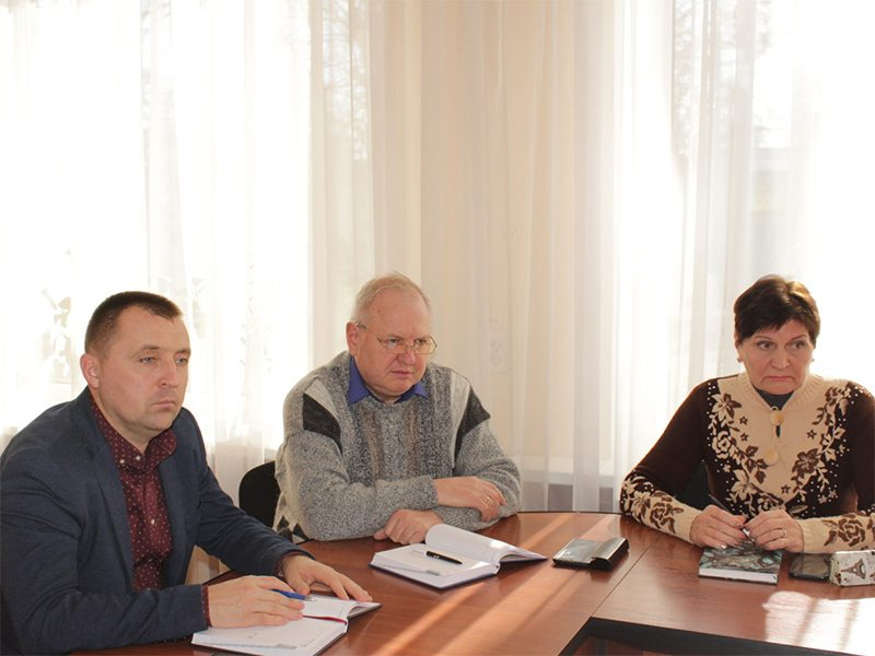В Олешківській райраді тримають на контролі реформування медичної галузі