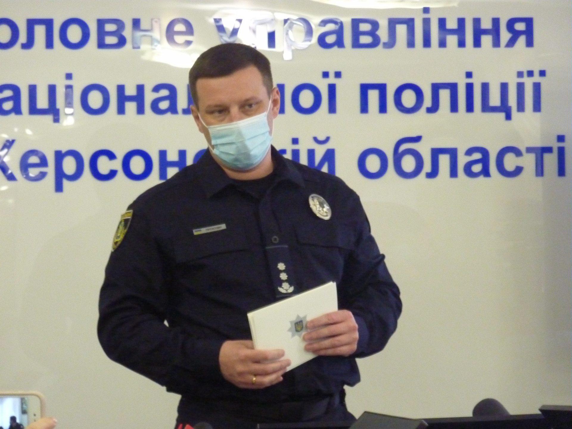 полиция, фронт-офис, Прокудин