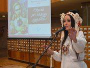 В херсонской библиотеке прошёл вечер, посвящённый юбилею Леси Украинки