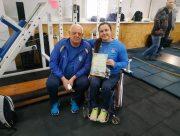 Херсонка завоювала золото на чемпіонаті України