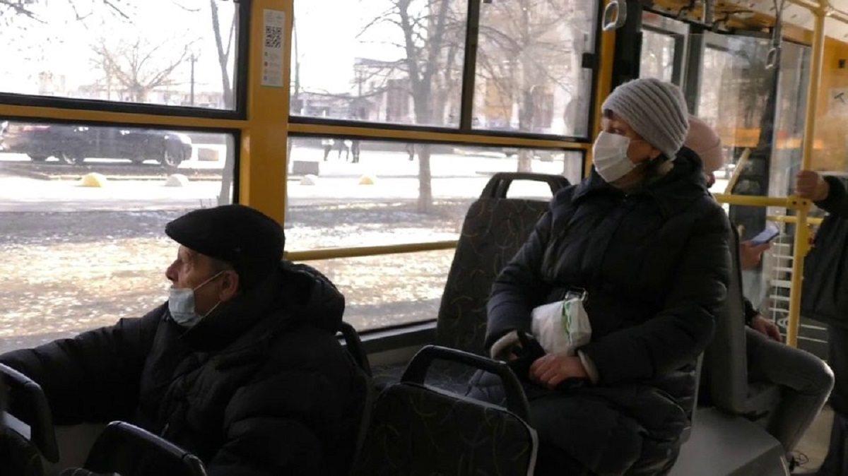 В Херсоне восстановили бесплатный проезд для льготников в общественном транспорте