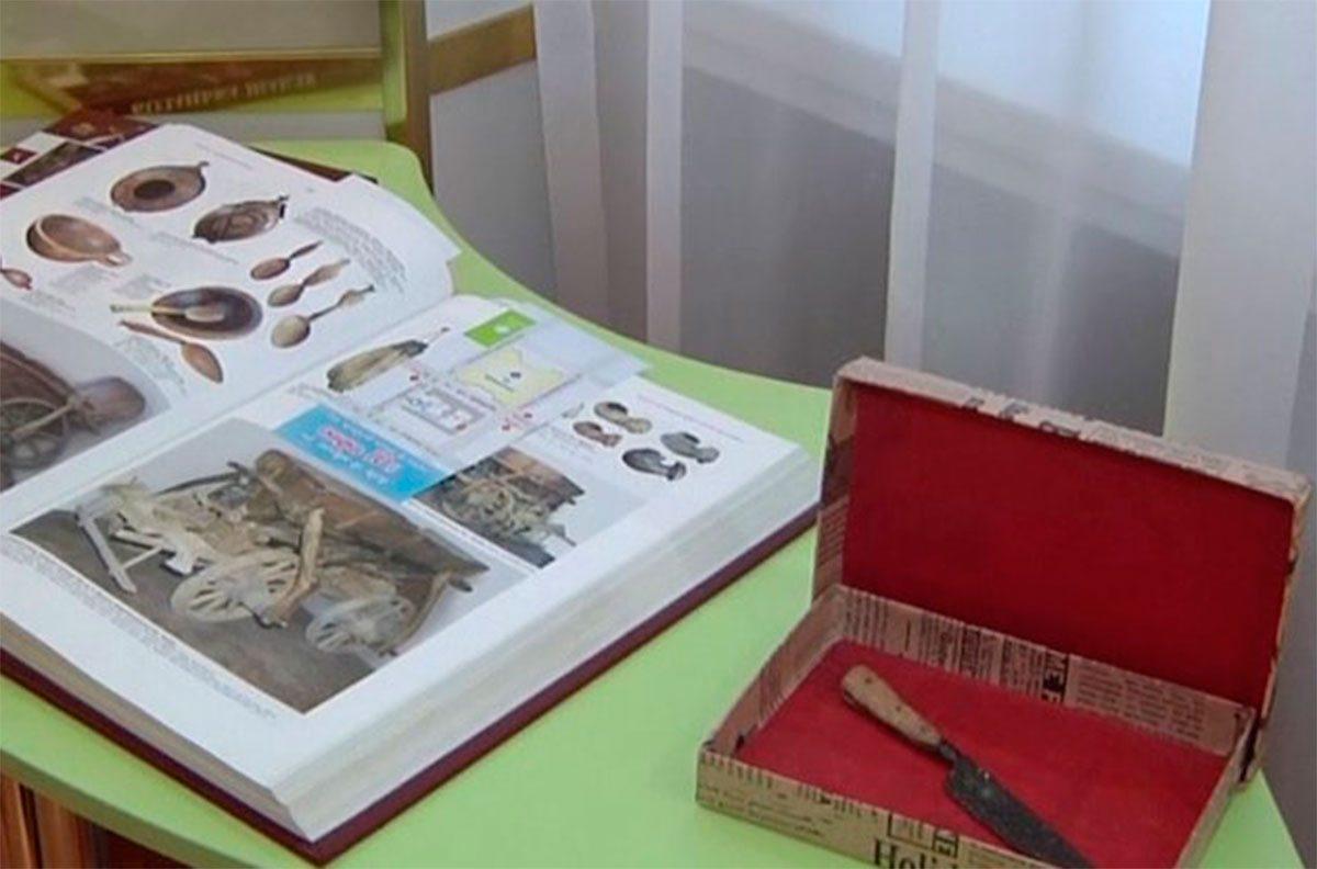 Херсон, краєзнавчогий музей, артефакт