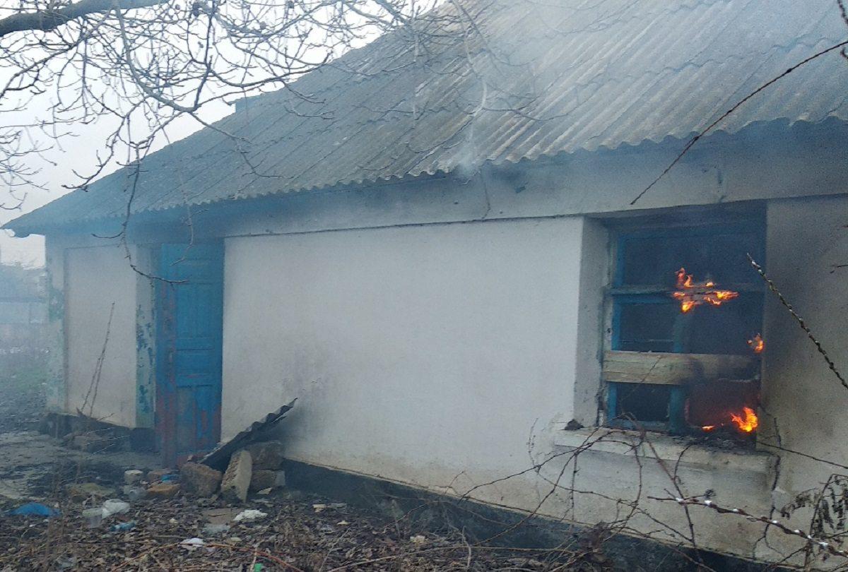 пожар, бездомный, чонгар