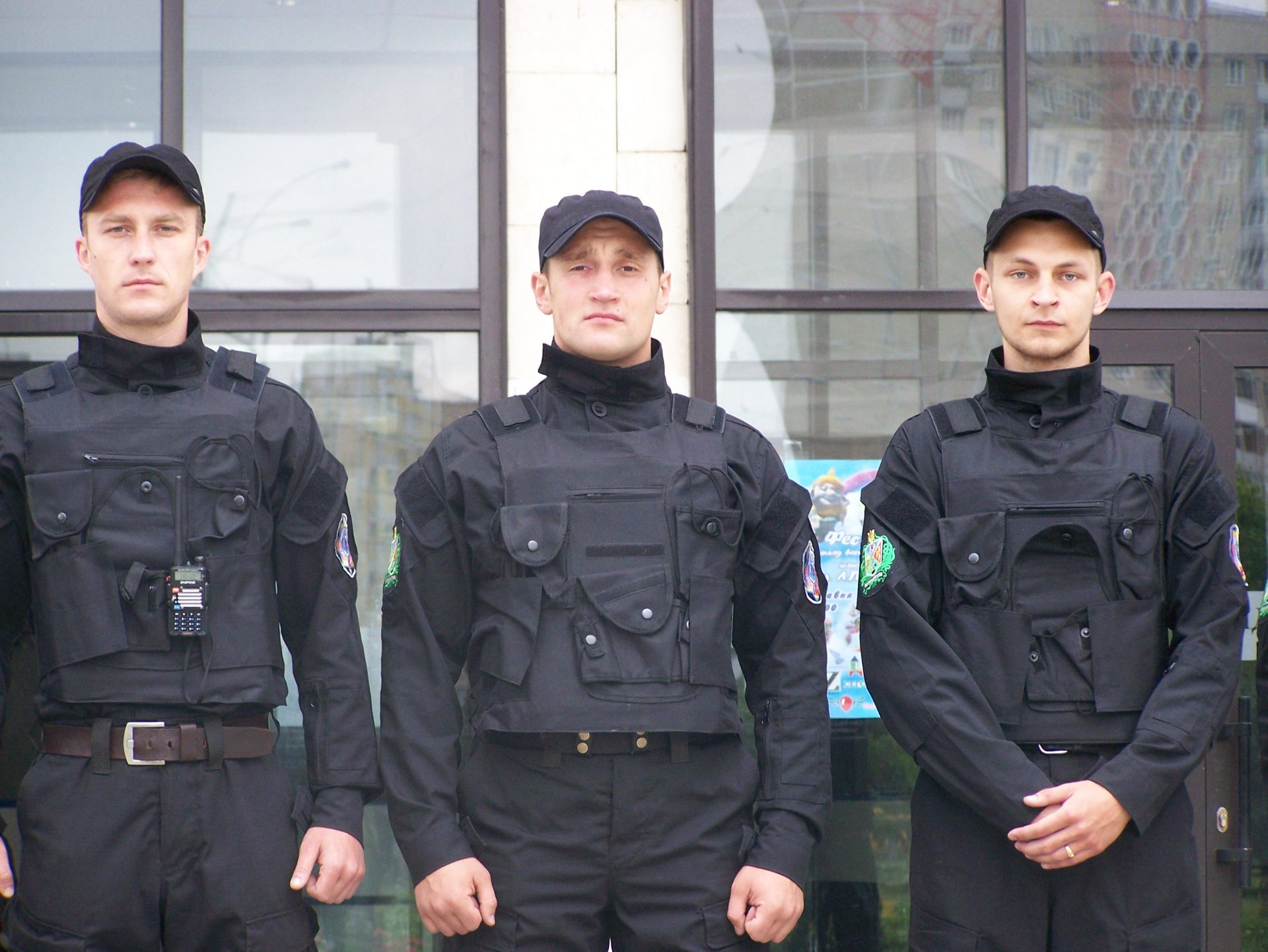полиция, коммунальное предприятие, херсон