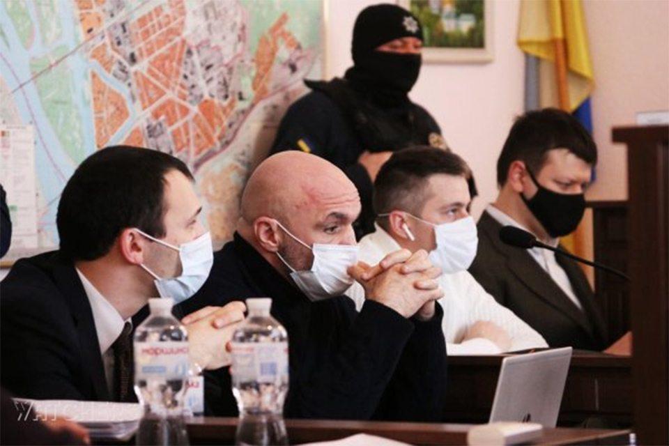 Мангер, суд, Ильченко