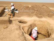 Удивительная археология в Геническом районе Херсонщины
