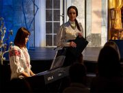 Херсонський театр відзначив ювілей Лесі Українки