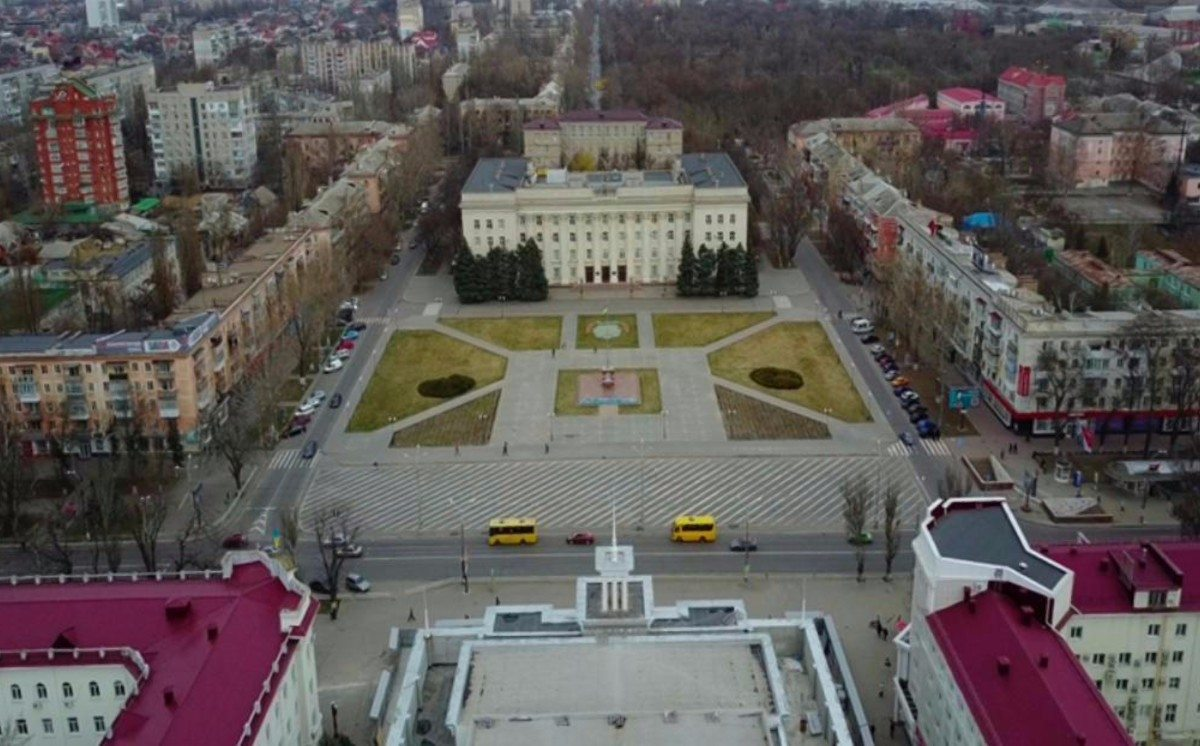 В Херсоне состоится общественное обсуждение реконструкции главной площади города