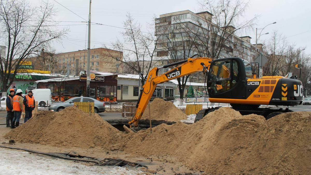 В Херсоне из-за аварии без воды осталось 20 домов