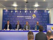 Егор Устинов сообщил о решениях съезда политической партии ОППОЗИЦИОННАЯ ПЛАТФОРМА - ЗА ЖИЗНЬ