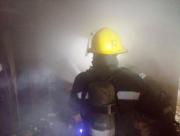 На Херсонщине пенсионер погиб на пожаре собственного дома