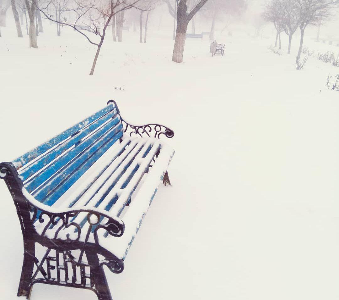 Сніг і мороз повертаються на Херсонщину