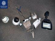 В Херсоне поймали с поличным серийного похитителя видеокамер