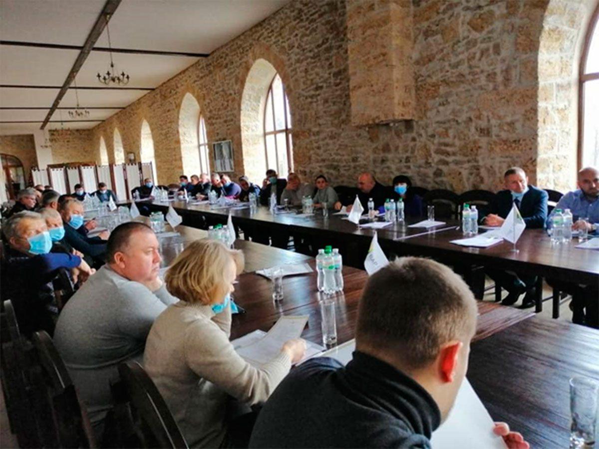 """Реанімувати зрошення на Херсонщині допоможе прийняття Закону """"Про Об'єднання водокористувачів"""""""