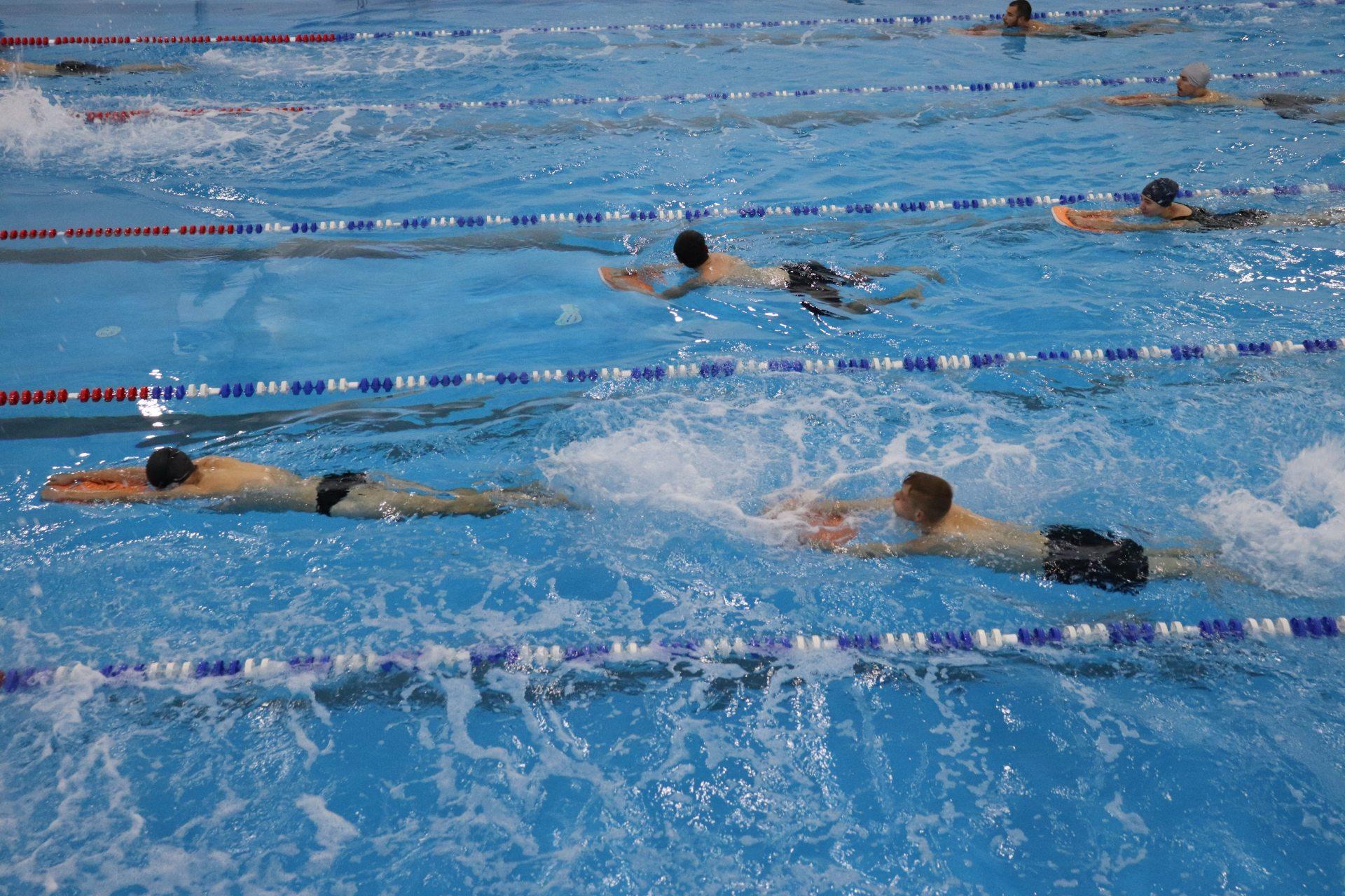 школа, спортивне плавання, ХДУ