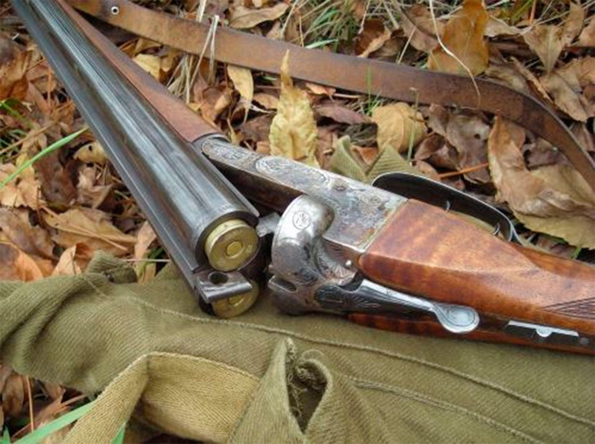 На Херсонщине обнаружили труп с оружием