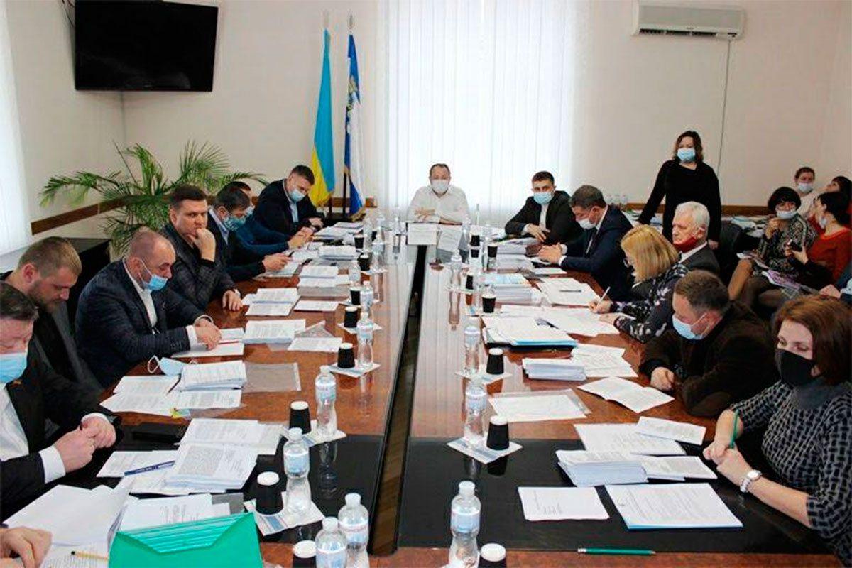 Відбулось засідання президії Херсонської обласної ради