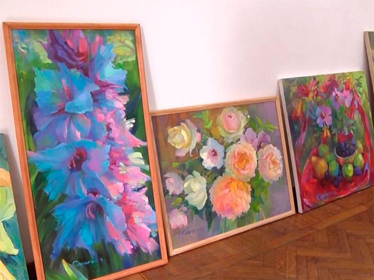 Херсон, виставка, художня експозиція