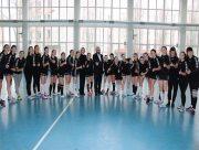 Херсонские гандболисты получили звание мастеров спорта Украины