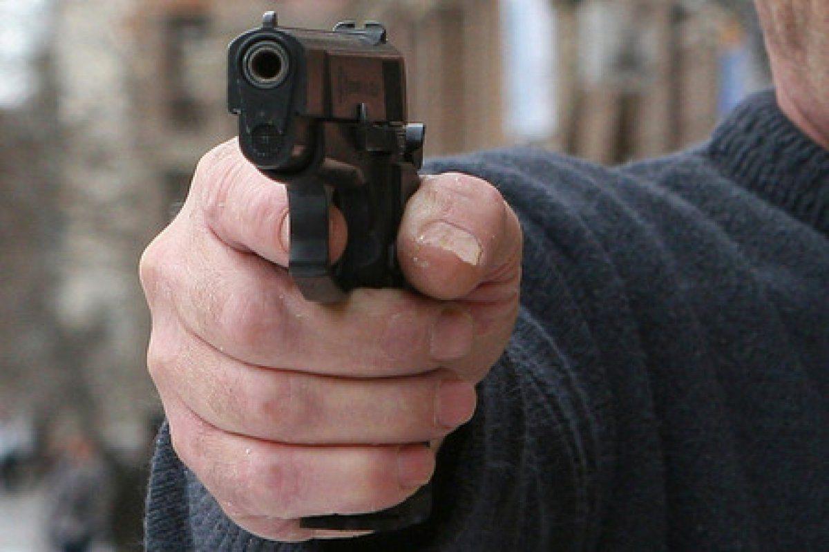 пистолет, ранение, травматические патроны