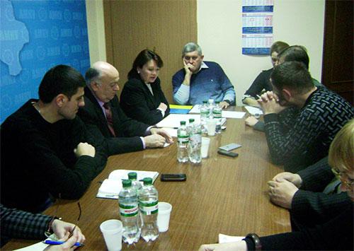 Херсонское отделение Антимонопольного комитета работает в новом формате