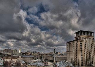 Наблюдения херсонца за событиями  в столице