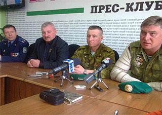Патриотический подъем  жителей Херсонщины поддержали во многих городах Украины