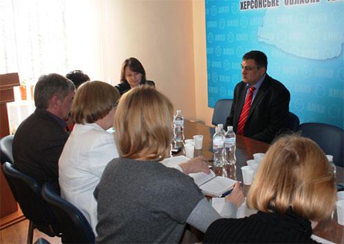 На Херсонщине органы местного самоуправления стали монополистами