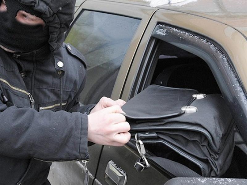 Нападение на машину бизнесмена под Херсоном