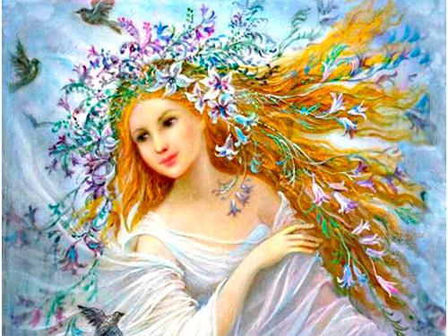 Херсонським жінкам посвята до весняного свята